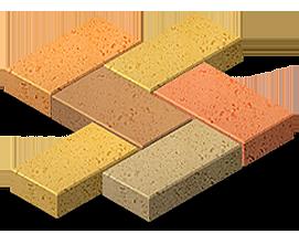 Клинкерная брусчатка керамейя
